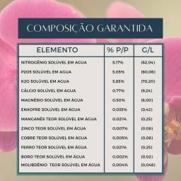 Título do anúncio: Fertilizante Adubo Liquido para Orquideas e Flores Orquidium. Concentrado. 1Litro