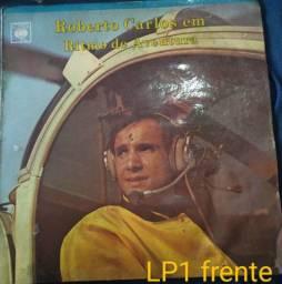 LPs Roberto e Erasmo Carlos