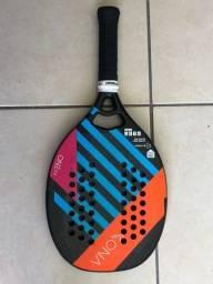 Título do anúncio: Raquete de Beach Tennis - Kona One 2.0 com Tratamento e Protetor de Cabeça.
