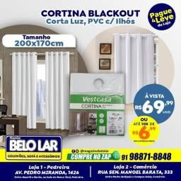 Título do anúncio: Cortina Blackout, Compre no zap *