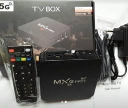 Título do anúncio: TV Box 128GB 5G