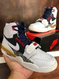 Título do anúncio: Tênis Nike Air Jordan legacy - $250,00