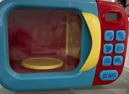 Microondas infantil