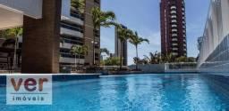 Título do anúncio: Apartamento à venda, 138 m² por R$ 1.592.707,35 - Guararapes - Fortaleza/CE