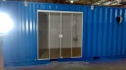 Título do anúncio: Suíte Container 6 mts (15mts²)