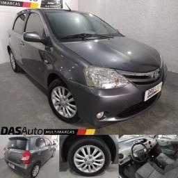 Toyota Etios XLS 1.5 2013 - Completo