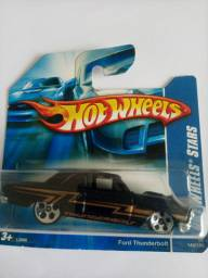 Hotwheels Ford Thunderbolt RARIDADE