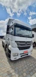 Título do anúncio: Mercedes Benz Axor 2536 2016 6x2 Selectrucks