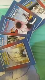Livros didáticos