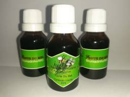 Vendo propolis verde ( natural) protegeu contra vírus.