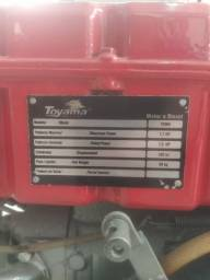 Título do anúncio: Motor a Diesel Refrigerado a Água 7,7Hp Tdw8D Toyama