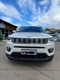 Título do anúncio: Jeep compass longitude 2.0 flex automático 2020