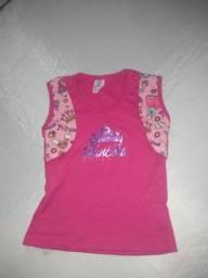 Conjunto infantil feminino vários tamanhos R$30.00 cada conjunto