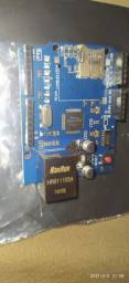 Placa Arduíno Ethernet