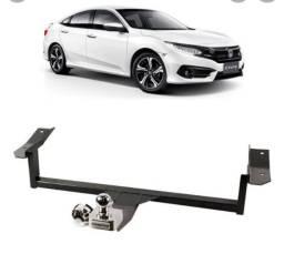 Título do anúncio: Engate Honda Civic 2017 em diante