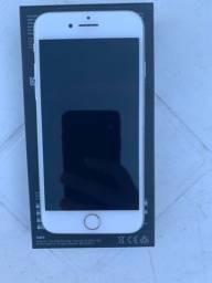 Vendo iphone 8 prata 64gb