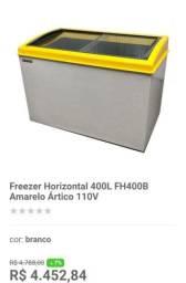 Título do anúncio: freezer horizontal 400L