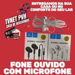 Título do anúncio: fone de ouvido com microfone