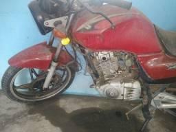 Suzuki moto 125