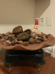 Título do anúncio: Forno Aquecedor de Pedras Quentes + Pedras