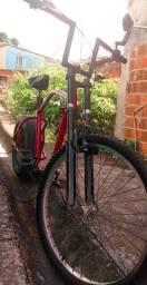 Bicicleta planejada