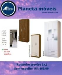 Título do anúncio: ROUPEIRO TREVISO 3X2 PROMOÇÃO / BIJUTERIAS BIJUTERIAS BIJUTERIAS BIJUTERIAS