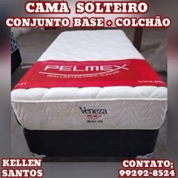 Título do anúncio: Cama Solteiro - Fazemos Entregas !!!