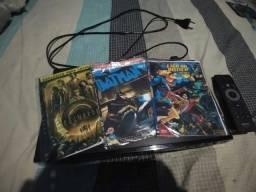 DVD Philips e CD