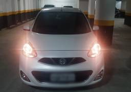 Nissan march 1.0 SV completo 2015