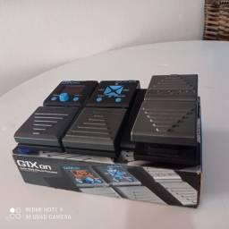 Pedaleira Zoom G1XON nova na caixa.