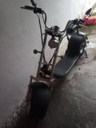 Título do anúncio: Vendo moto elétrica NOVA