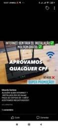 Título do anúncio: Não fique sem Wi-Fi