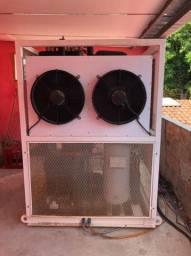 Maquina de geli 1 tonelada por 24 horas