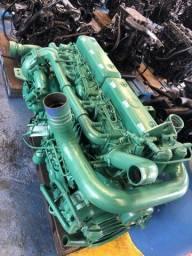 Título do anúncio: Motor Scania 113 turbinado revisado completo