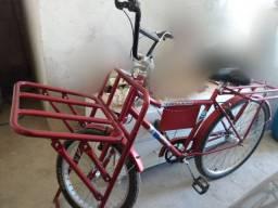 Bicicleta nova de carga