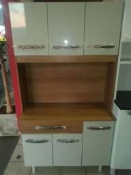 Armário de cozinha 6 portas novo