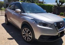 Título do anúncio: Nissan Kicks S CVT 1.6 2018 Automática