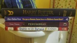 Título do anúncio: Vendo estes livros/mangá