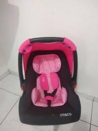 Título do anúncio: Bebê conforto da Cosco Novinho dupla face