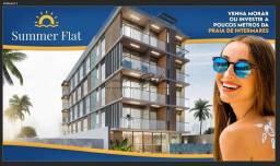 Título do anúncio: Flat para Venda em Cabedelo, Intermares, 1 dormitório, 1 banheiro