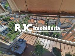 Cobertura à venda com 3 dormitórios em Vila isabel, Rio de janeiro cod:MBCO30400
