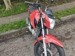 Título do anúncio: Vendo moto 2020