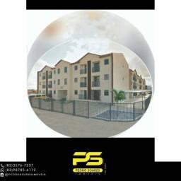 Título do anúncio: Apartamento com 2 dormitórios à venda, 54 m² por R$ 99.000 - Gramame - João Pessoa/PB