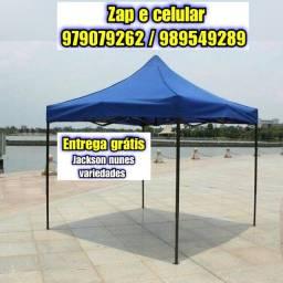 Título do anúncio: TENDA SANFONADA 3X3M E 2X2M ENTREGO!