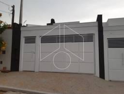 Casa à venda com 2 dormitórios em Jardim universitario, Marilia cod:V14156