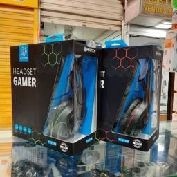 Título do anúncio: Fone Gamer / Headset USB Hoopson F-101-VD