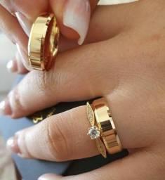 Título do anúncio: Alianças De Moeda ( Casamento)
