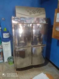 Camara fria inox 1000 litros