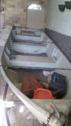 Barco / reboque e motor - 2006