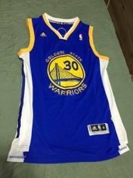 Camiseta de Basquete Golden State Warriors Curry